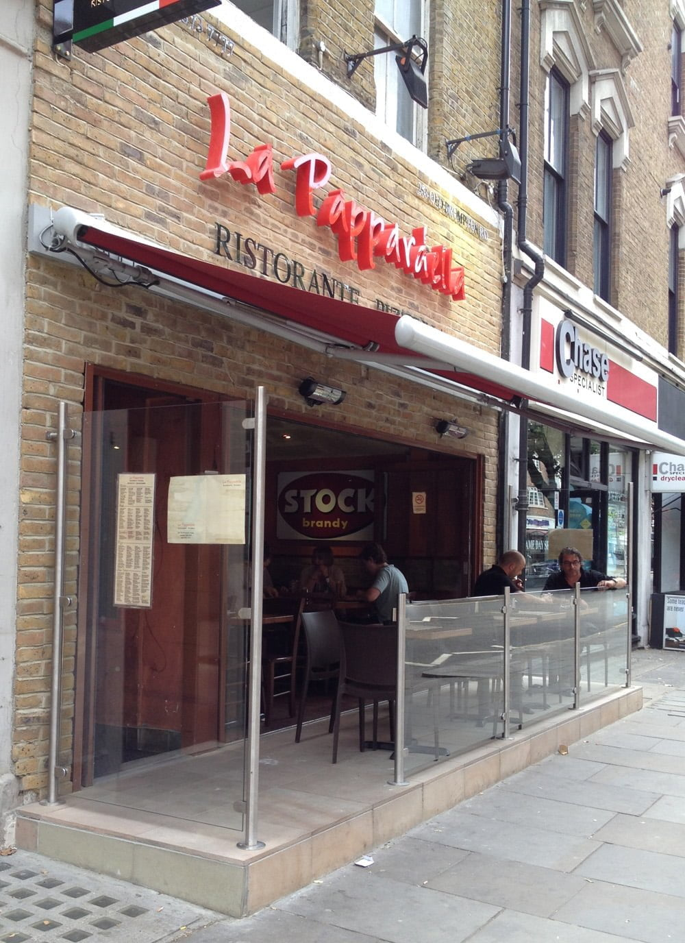 La Pappardella London
