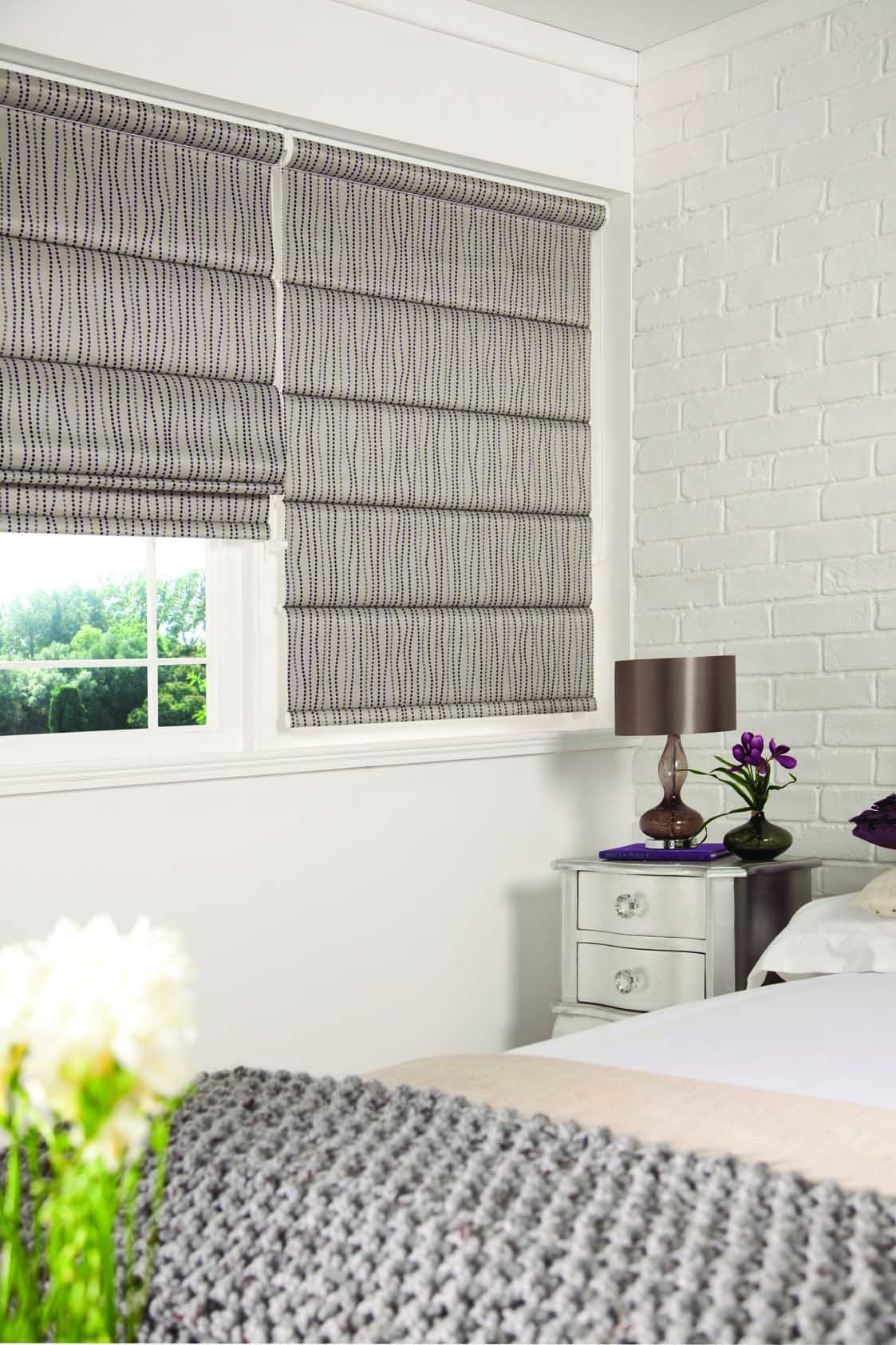Roman Blinds Perfect Fit For Windows Radiant Blinds Ltd