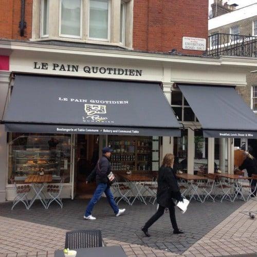 Le Pain Quotidien bakery-restaurant