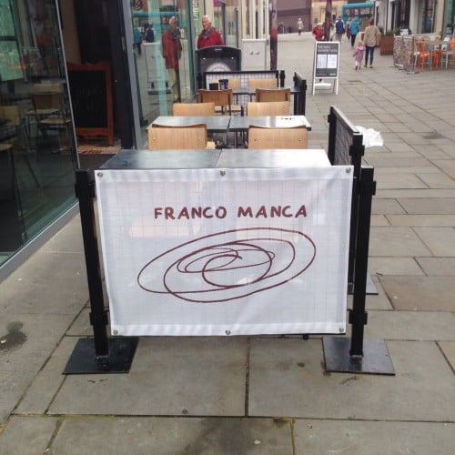 Franco Manca Guildford Radiant Blinds Ltd