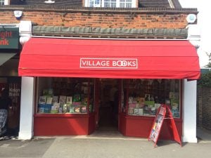 village-books-dulwich-recover-existing-blind