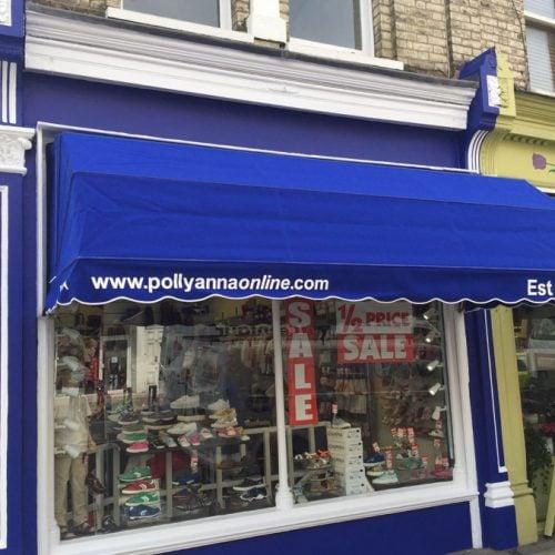 Pollyanna Fulham Road Sw6 Radiant Blinds Ltd