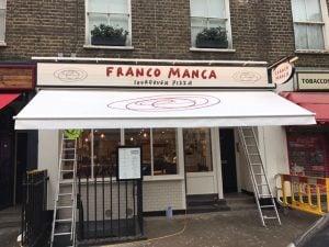 Franco Manca - Russell Square