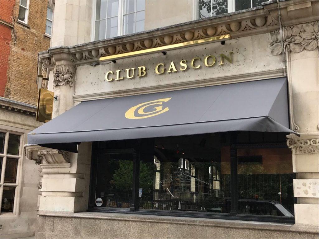 Club Gascon London