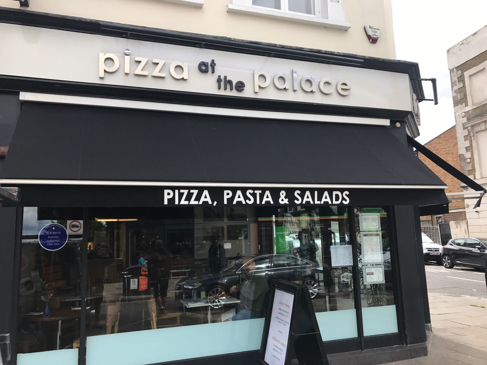 Pizza At The Palace Crystal Palace Radiant Blinds Ltd
