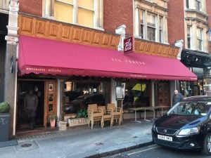 Awning repair and recover