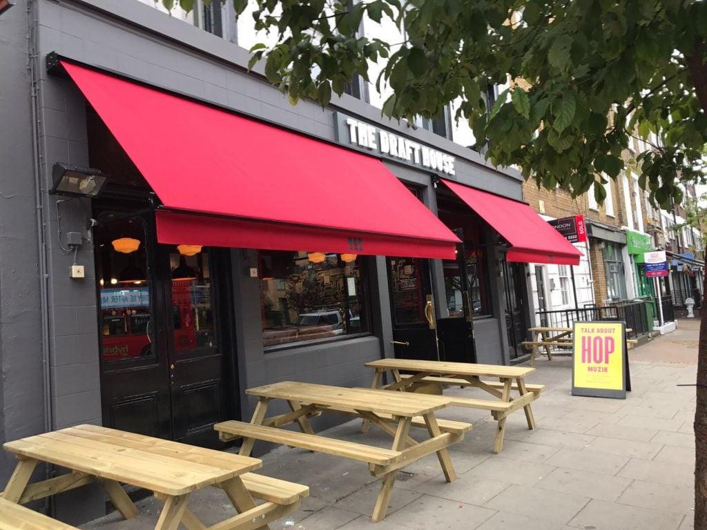 Free Estimate Shop Awnings Installations | Radiant Blinds Ltd