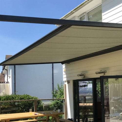 Retractable Roof Pergola Radiant Blinds Ltd