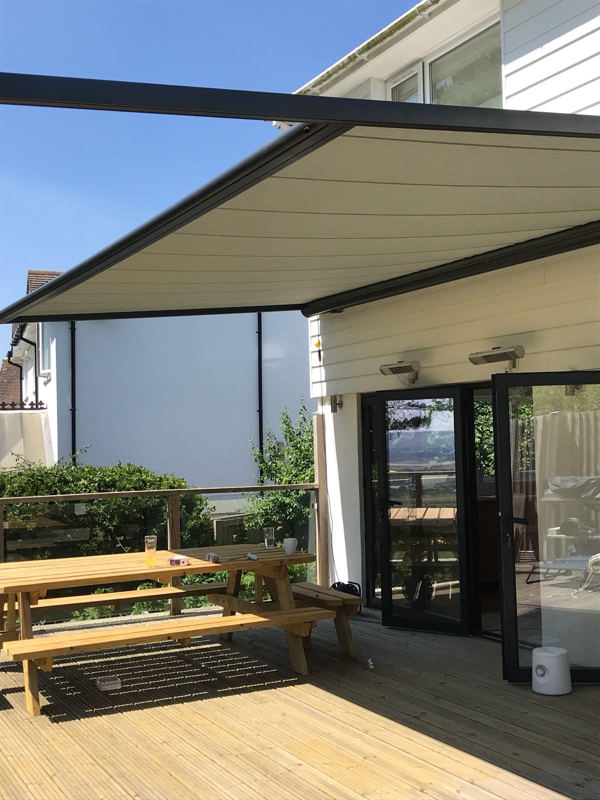 Retractable Roof Pergola Radiant Blinds Ltd