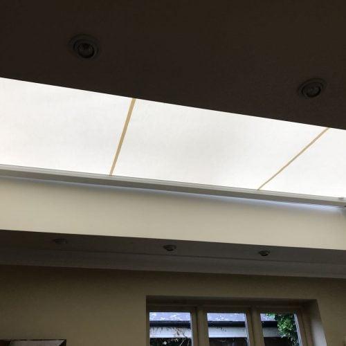 Roof light blind