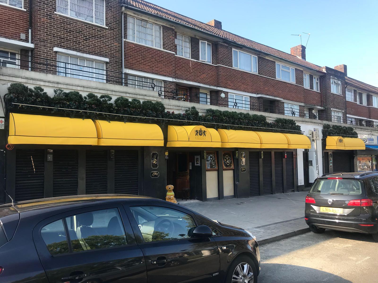 The Regency Club, London   Radiant Blinds Ltd