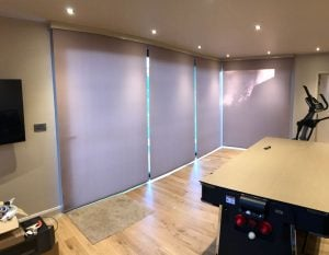 Club Gascon London Blinds