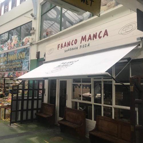 Franca Manca restaurant