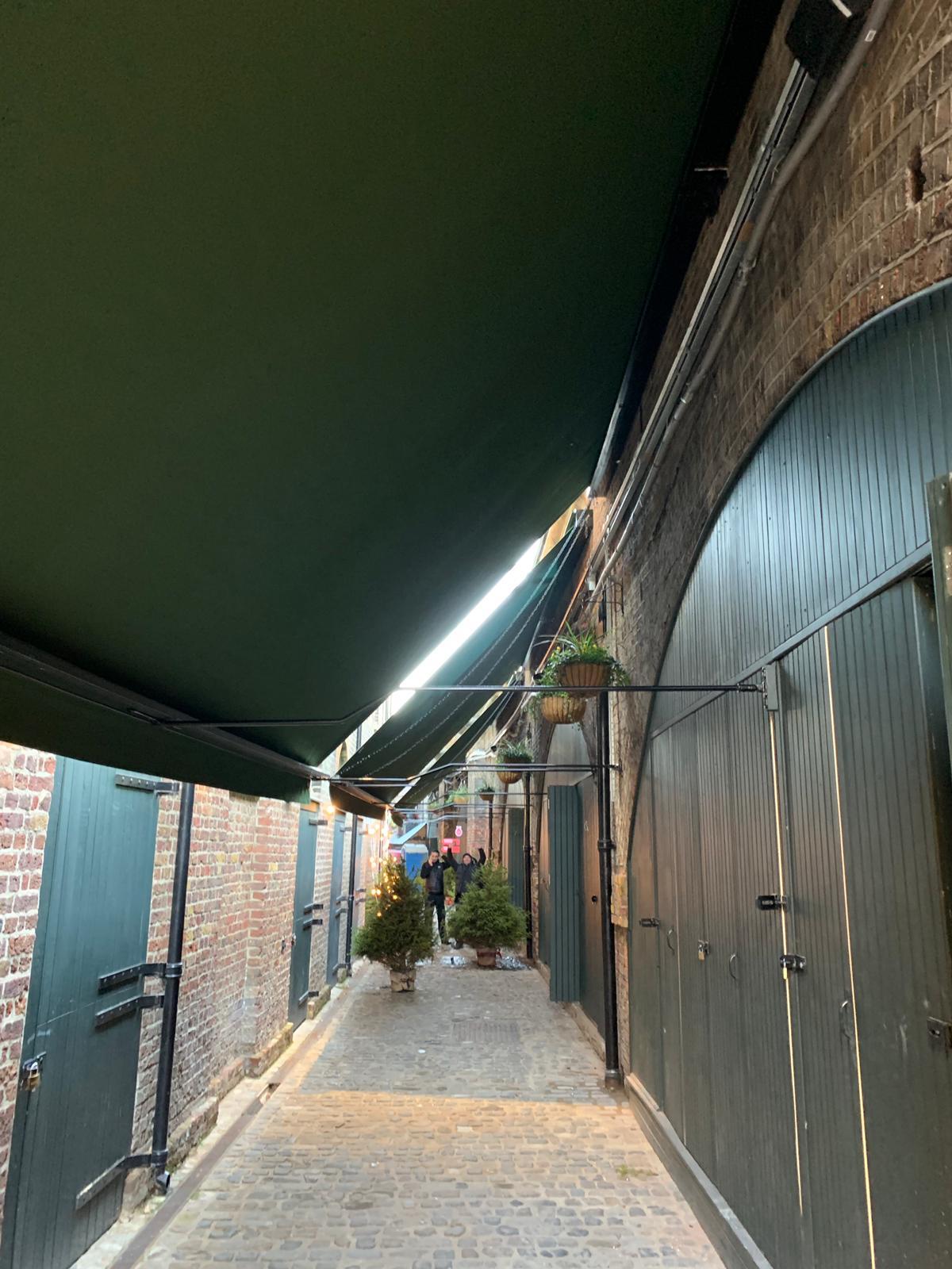 Camden Market London Radiant Blinds Ltd