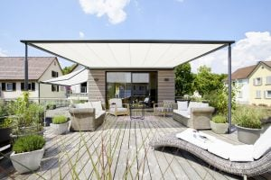 markilux pergola from Radiant Blinds