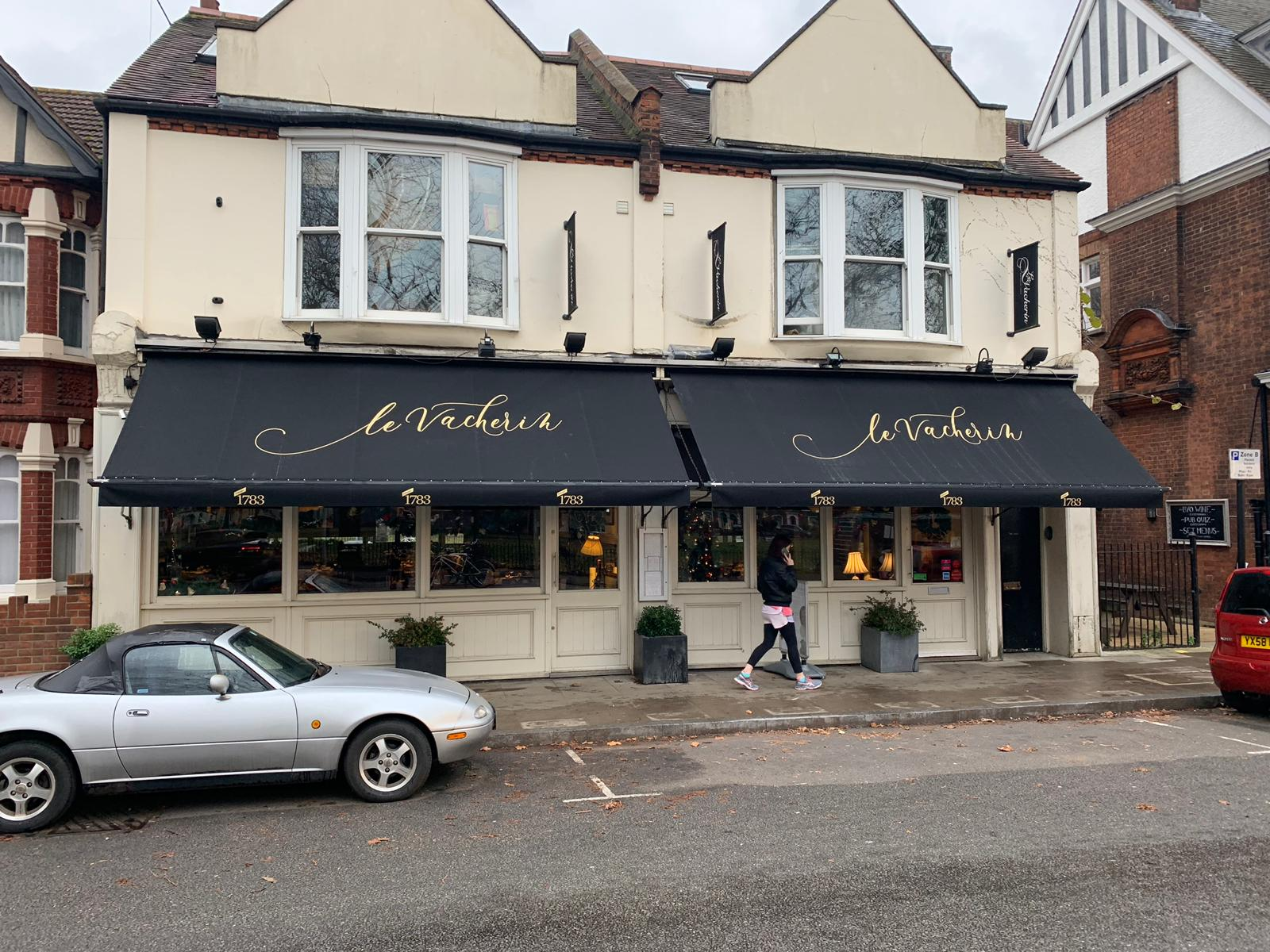 Traditional Awnings Chiswick London Radiant Blinds Ltd