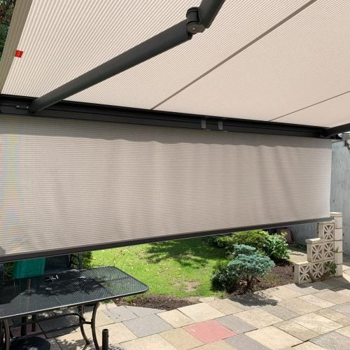Weinor Semina Life Supplied And Fitted By Radiant Blinds