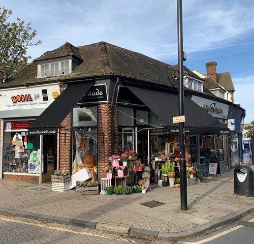 Elliza Wade Florist shop in Bromley