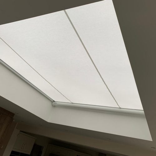 Retractable Roof Lantern Blind