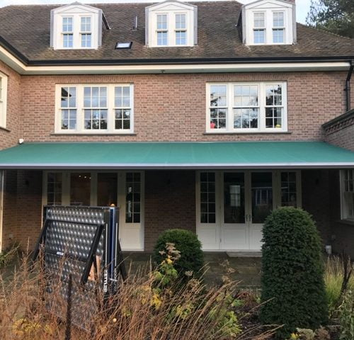 Patio Awning Restractable