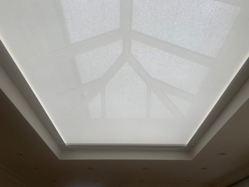 Roof Light Blind