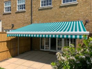awning recover