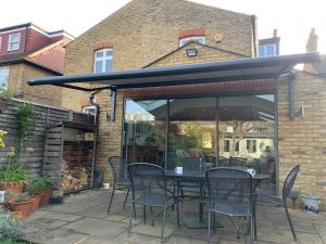 Markilux 990 Awning - Teddington