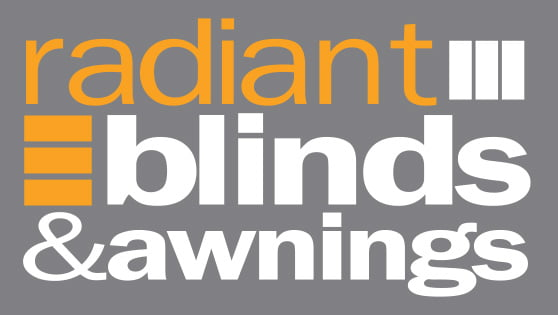 Radiant Blinds and Awnings Logo